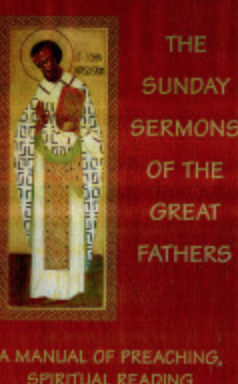 The Sunday Sermons of the Fathers