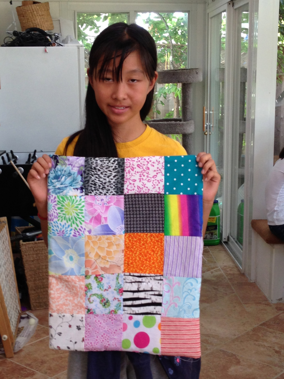 7th grader quilt