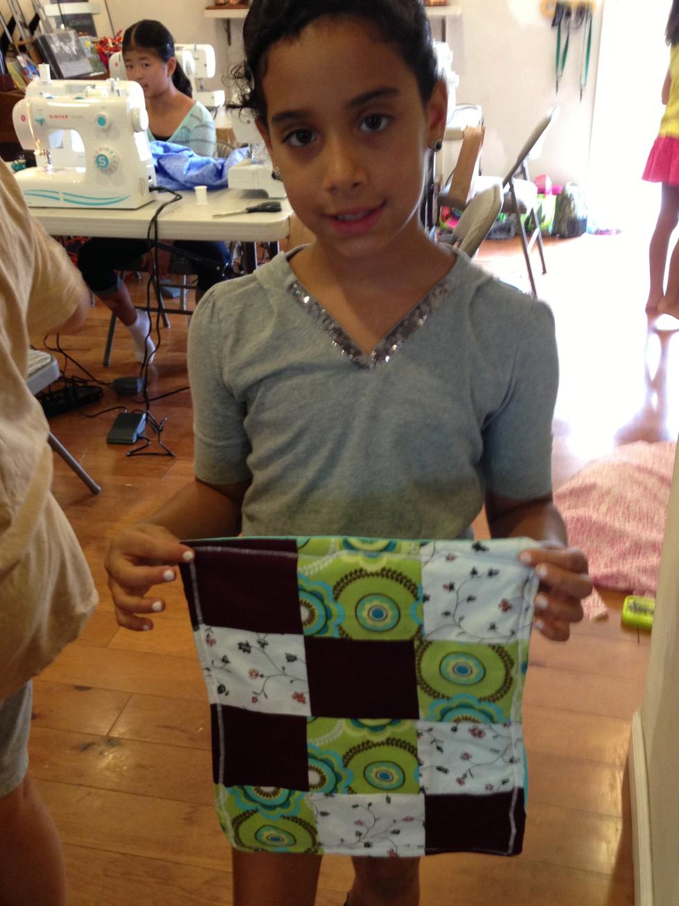 3rd grade quilt