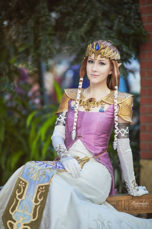 Twilight Princess Zelda Atelier Heidi