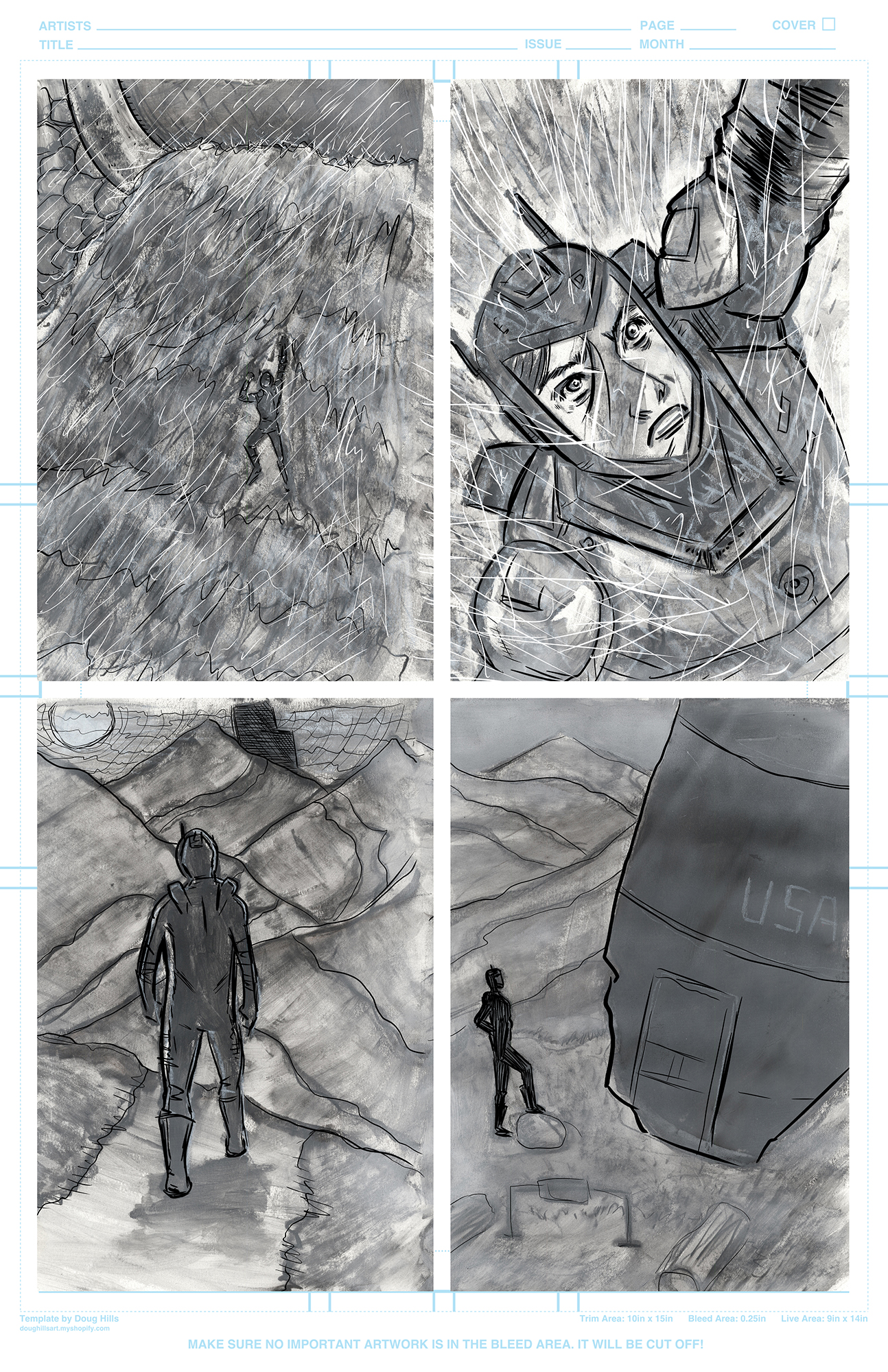 S C O U T Preview Page 4