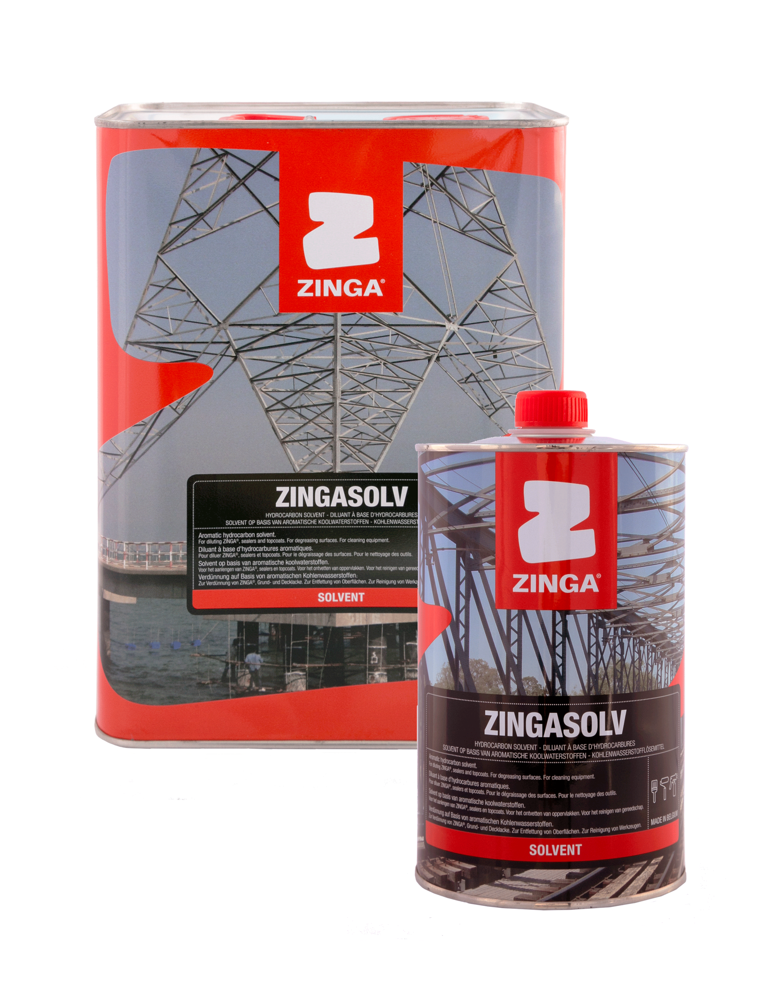 ZINGASOLV - Zingasolv is a C9-C10 aromatic hydrocarbon solvent.Zingasolv is manufactured to the highest standards. It does not contain detectable quantities of polycyclic aromatics, heavy metals or chlorinated compounds.For more product information click on the data sheet links:TDS Zingasolv