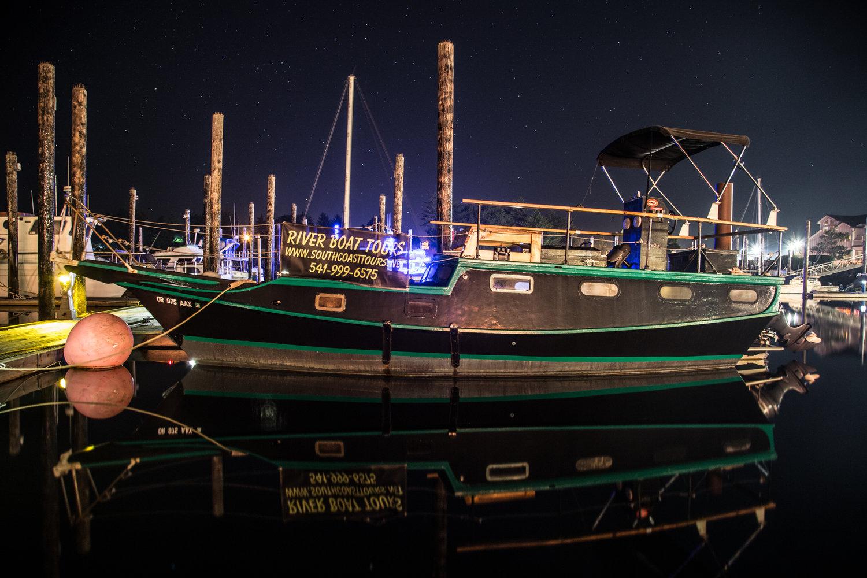 Image courtesy Coos Boat Tours