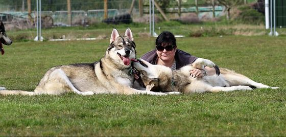 drogo, mum and lola.jpg
