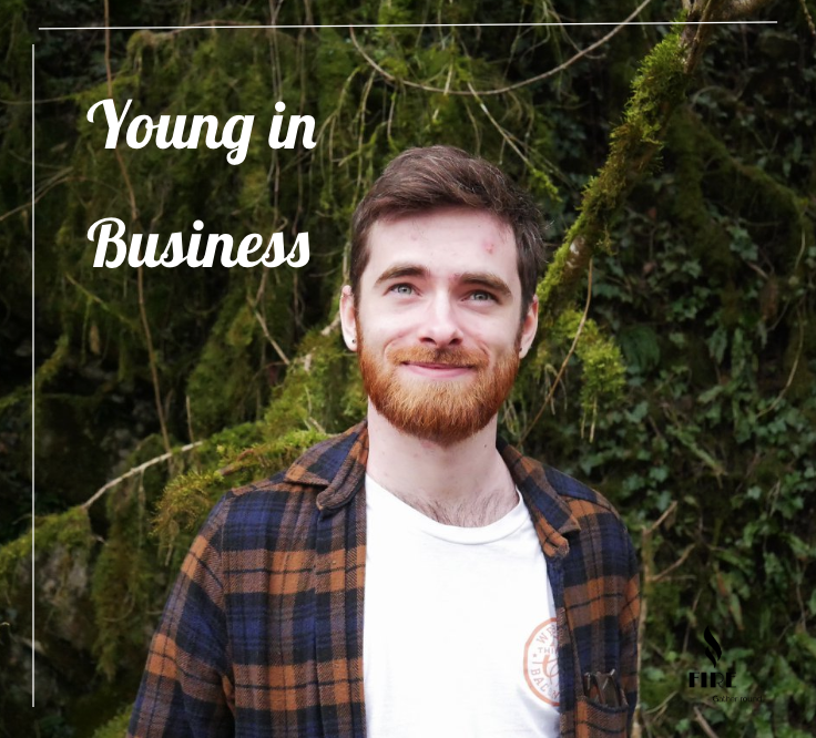 Young in Business - Andy Hancock