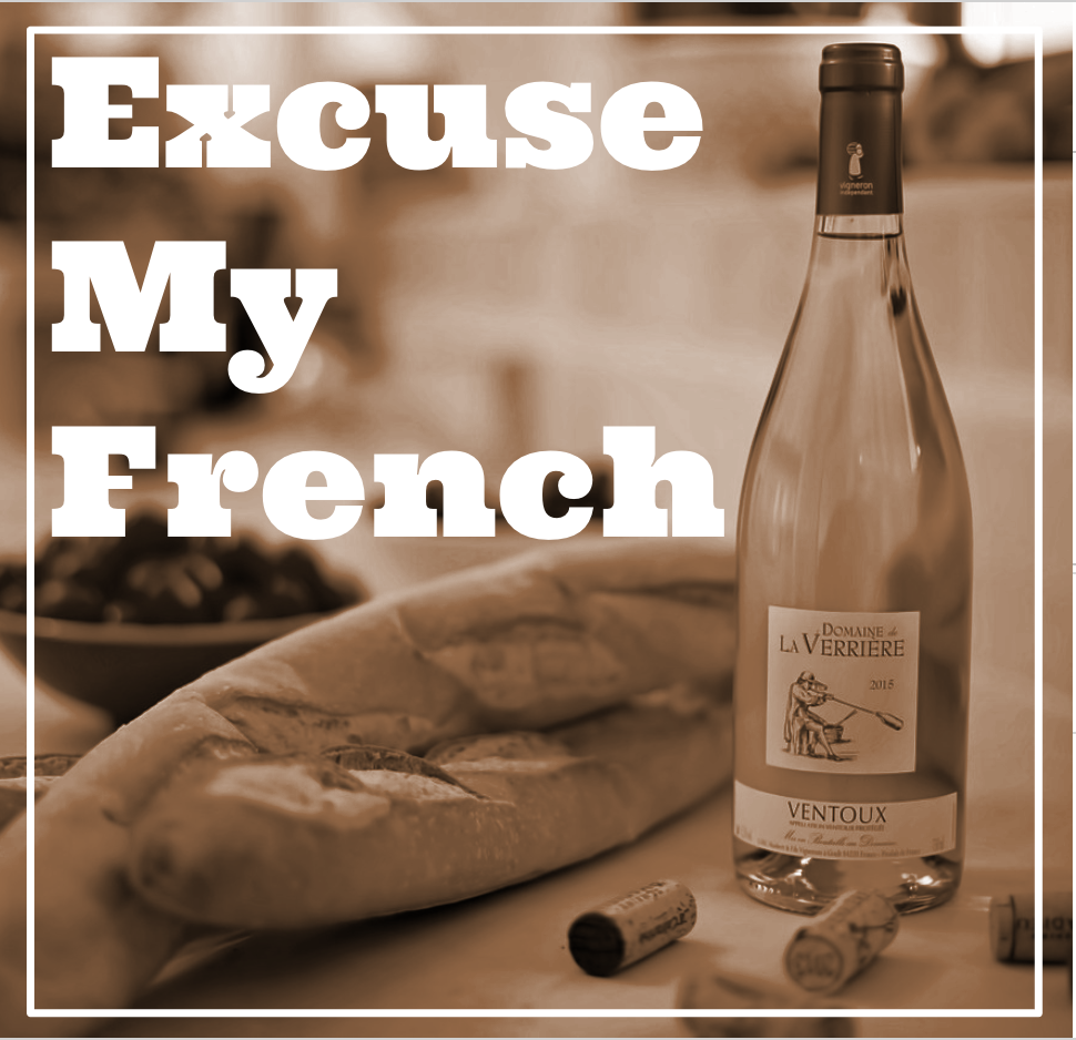 excuse my french - Mallory Brown