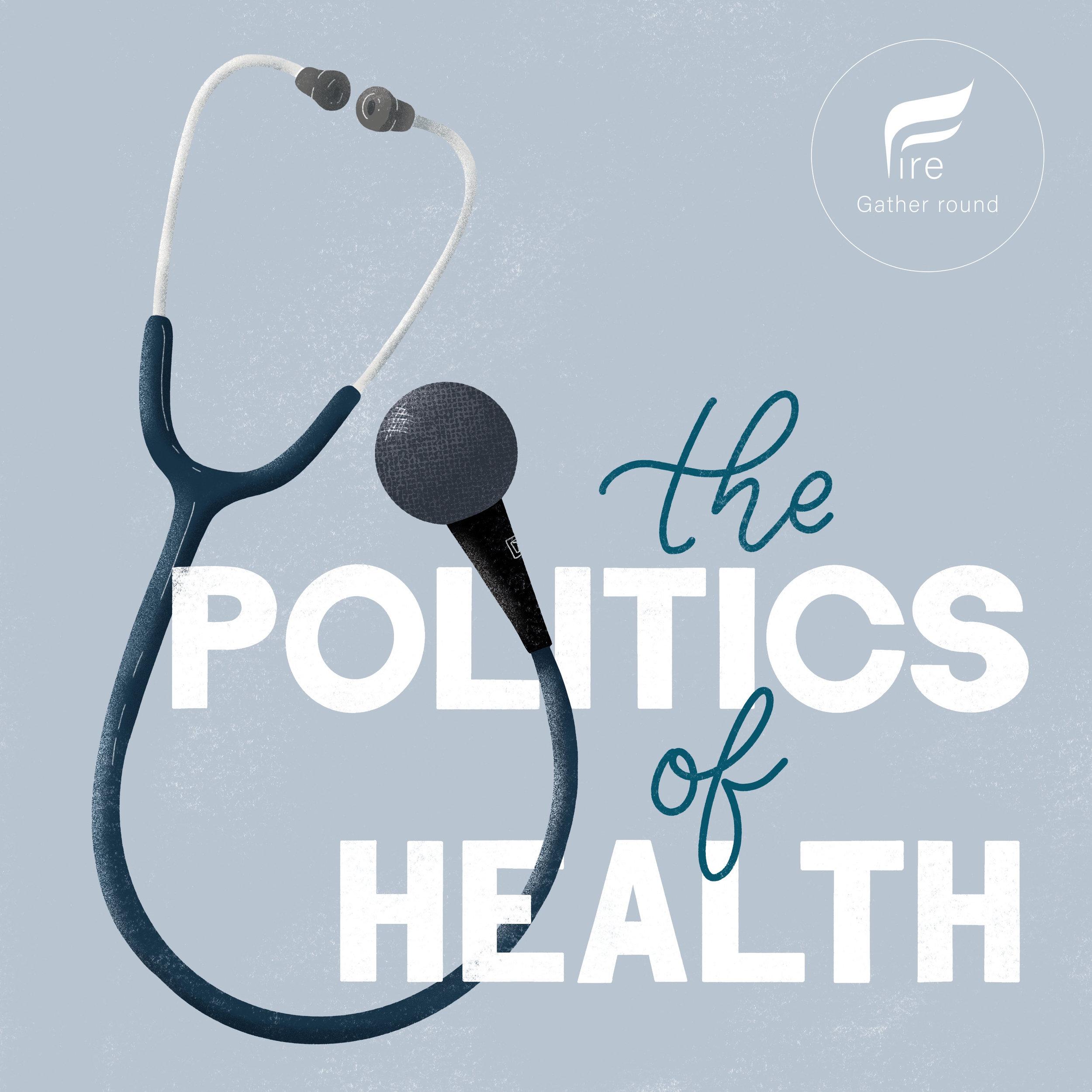 The Politics of Health - Becky & Josh Thorns