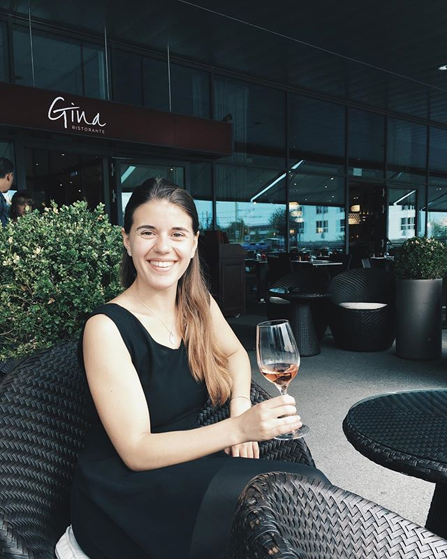 Gina: the restaurant in Lausanne that's become the designated 'wine o clock' destination. 🔥  And a reminder to keep checking out our insta stories as that's where we'll be posting (probably) during our hello-atus. 🔥🔥🔥
