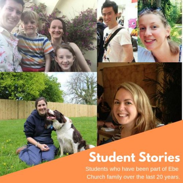 Check out some stories of students who came to Ebenezer Church, Bristol over the years... https://buff.ly/2no4JkX