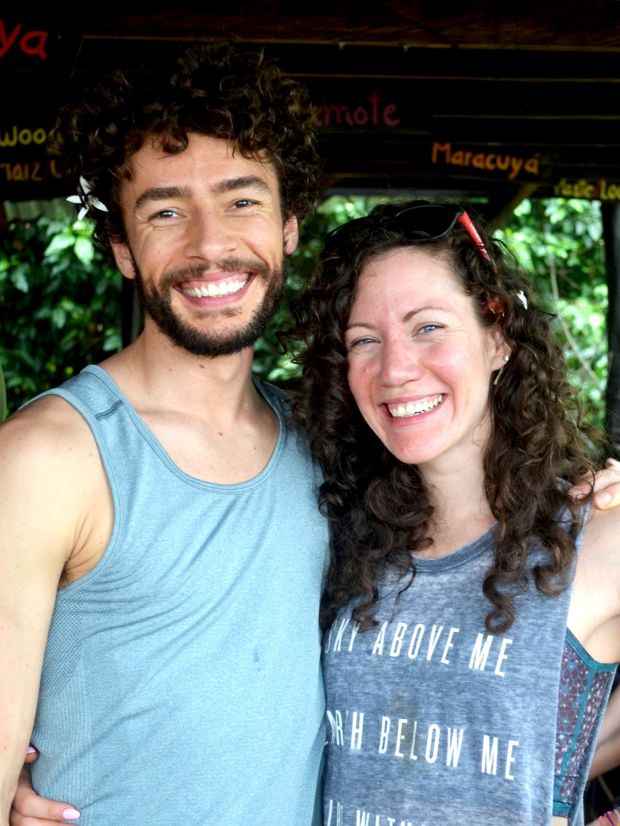 Join Alyce and Ian… - as they lead you through yoga, culture and adventure in and around La Fortuna, Costa Rica. The week will awaken and break down barriers for you to discover your own PURA VIDA!
