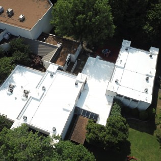 Commerical TPO Roofing - After