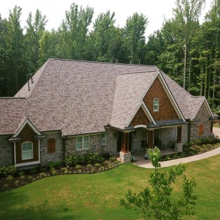 Owens Corning True Definition Driftwood