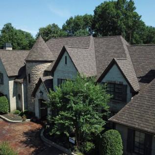 GAF Camelot II Designer Roofing System