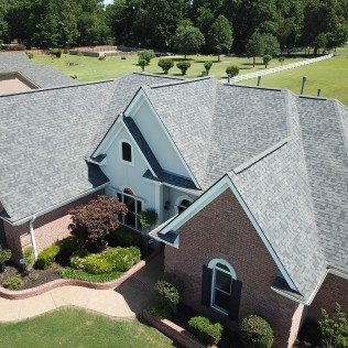 Owens Corning True Definition Estate Grey