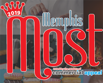 2019 Memphis Most Award