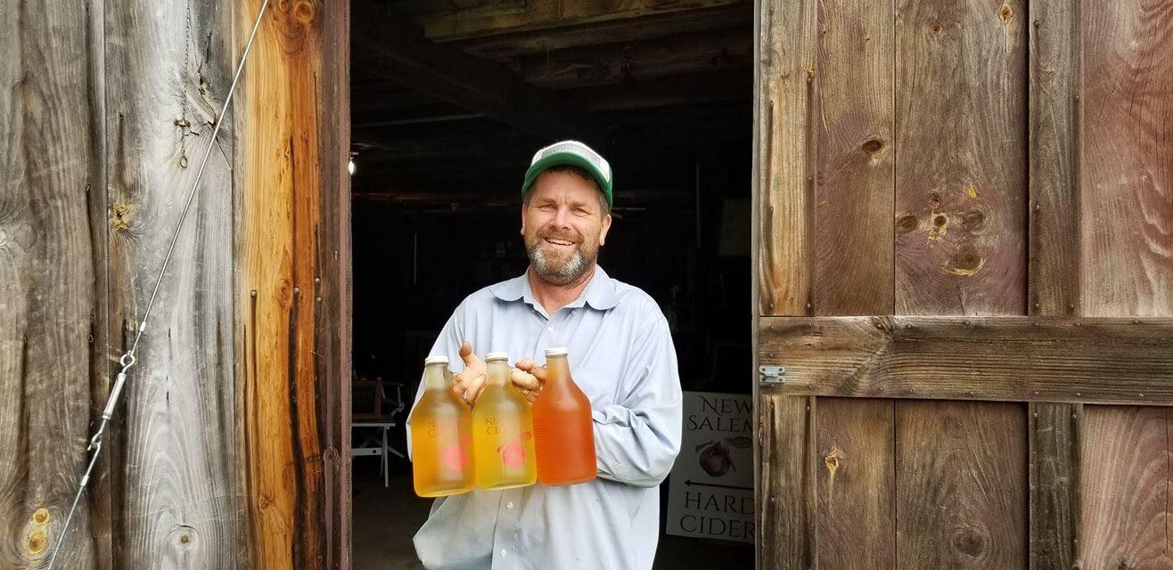 New Salem Preserves & Orchards Debuts Small-Batch Hard Cider -