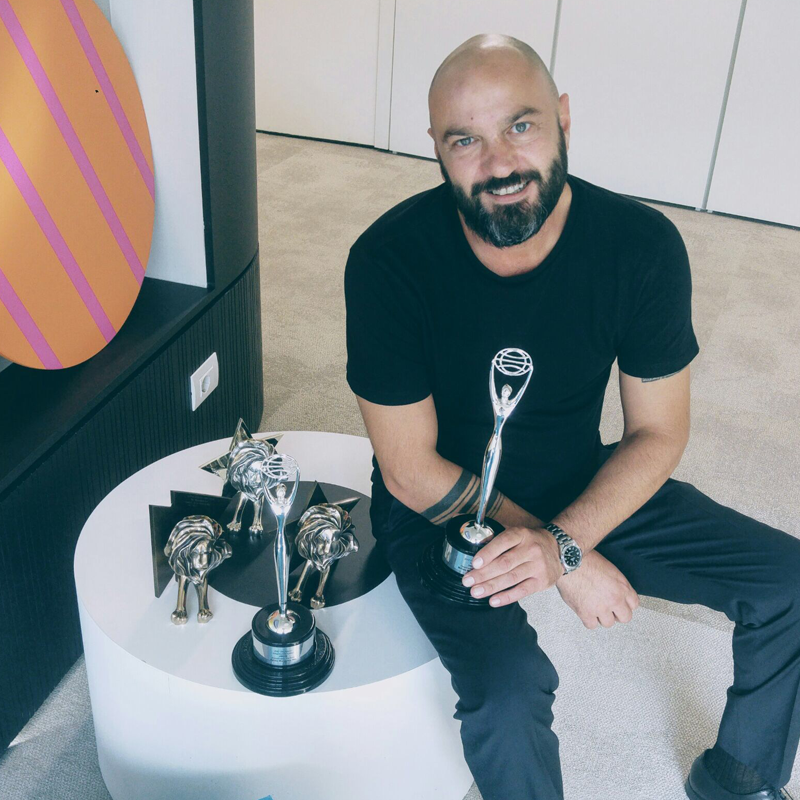 Alessandro SABINI - CHIEF CREATIVE OFFICER / MCCANN WORLDGROUP ITALY / GLOBAL CD NESPRESSO