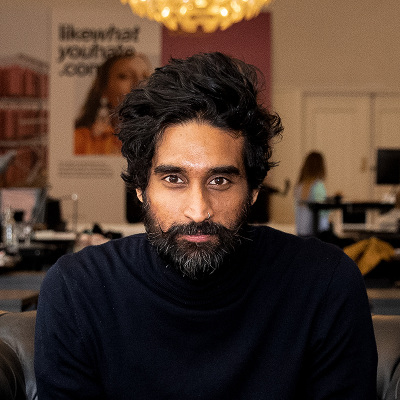 Praveen VAIDYANATHAN - STRATEGY DIRECTOR AT VICE SCANDINAVIA / VIRTUE NORDIC