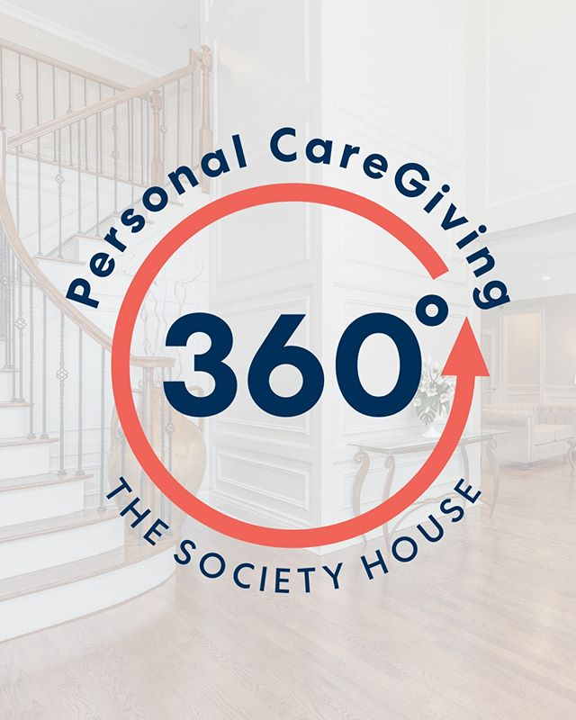 At The Society House, nothing is more important to us than your personal health and well-being. That's why we created the 360˚ Personal CareGiving Commitment.  We've seen what can happen when large, institutional healthcare facilities and caregivers lose focus and stop seeing their residents as full 360˚ human beings.