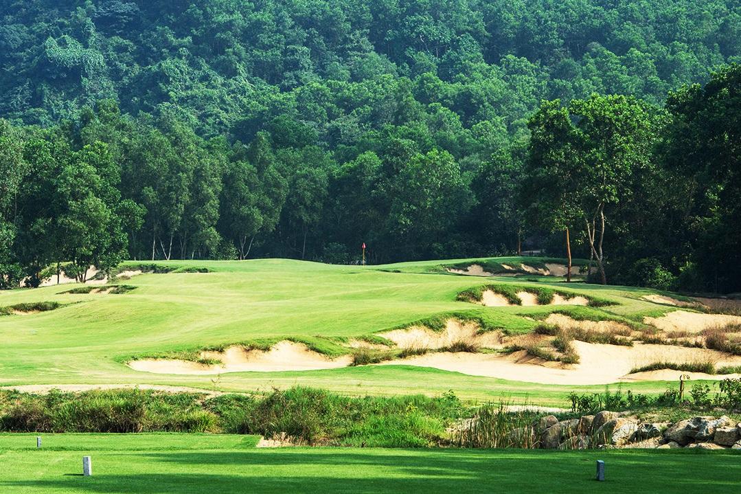 Plutalaung Navy Golf Course