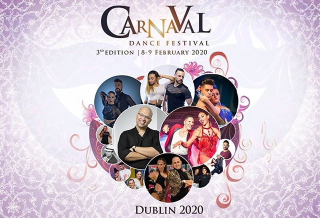TODAY 20 TH AUGUST the FULL PASS for CARNAVAL  and the price for the venue Hotel FINNSTOWN HOUSE will increase from the amazing opening offer -  FULL PASS WILL BE €119 from tomorrow on and hotel room rates will go up by €16 per night per room .  So LAST CHANCE to grab the BEST DEAL possible  All bookings can be made at  https://www.carnavaldancefestival.com/buy-your-pass  DANCE - ENJOY - SHARE