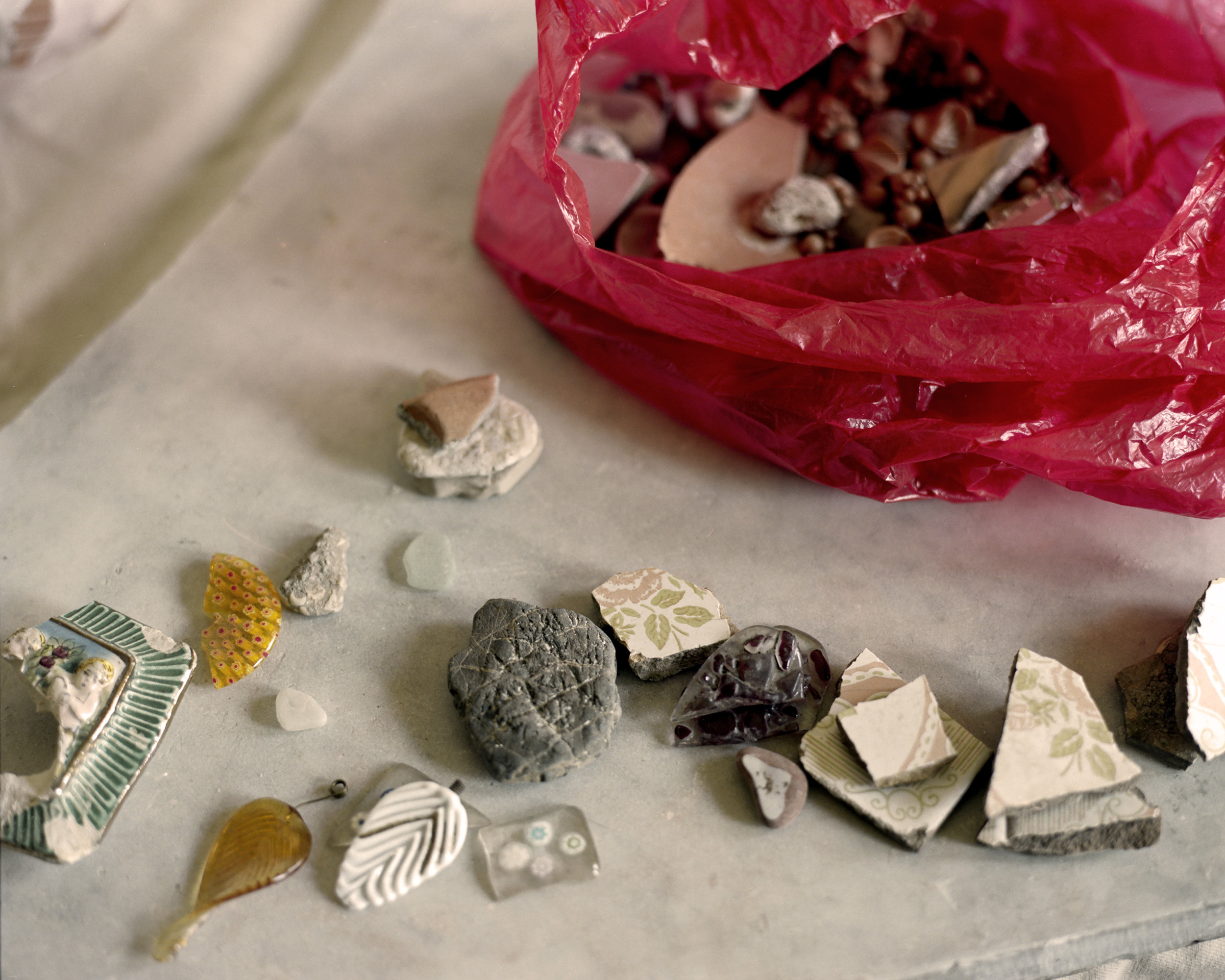 Pieces collected for Memor's  Sicilian Collection .