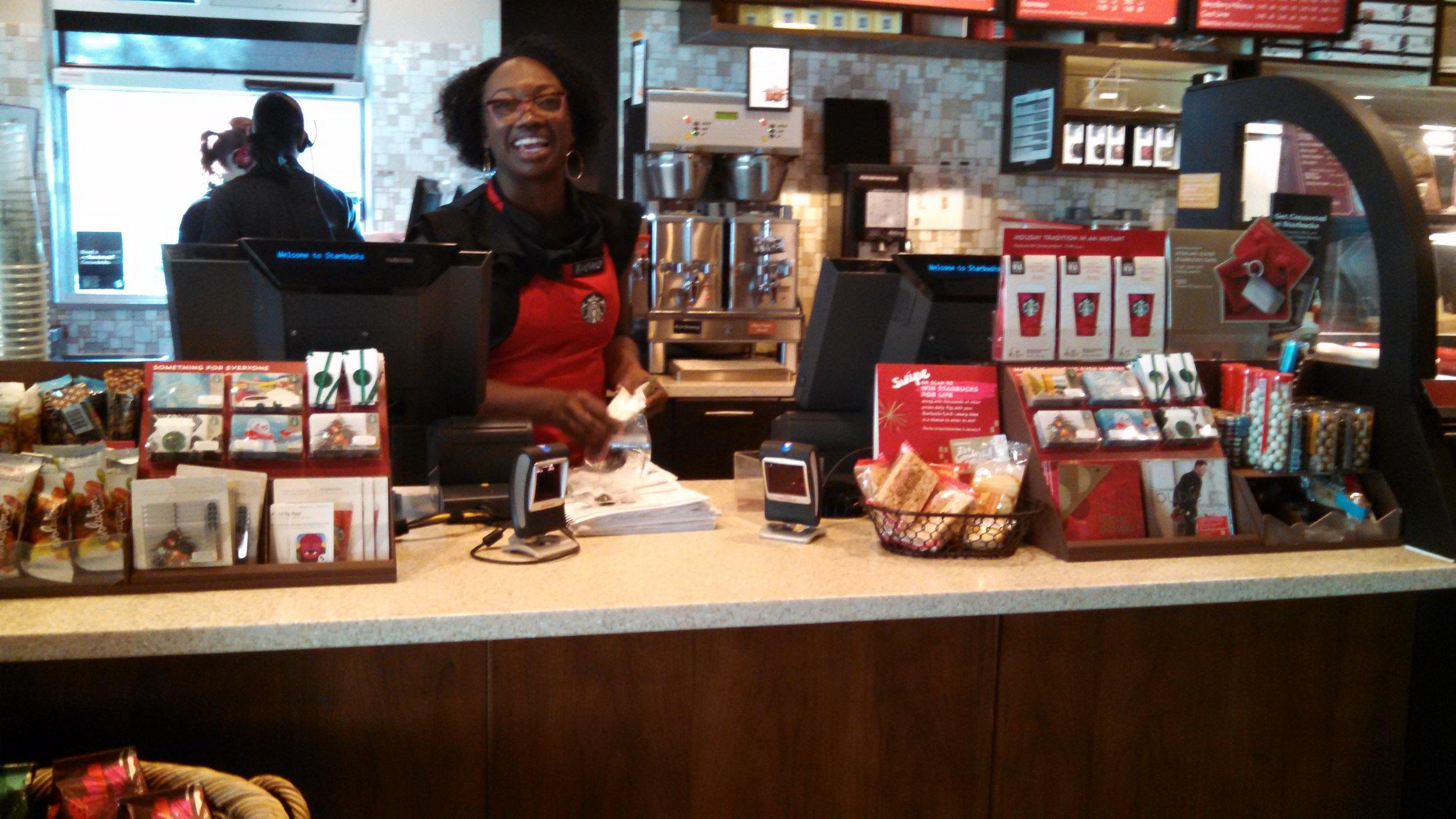 Starbucks Commonwealth