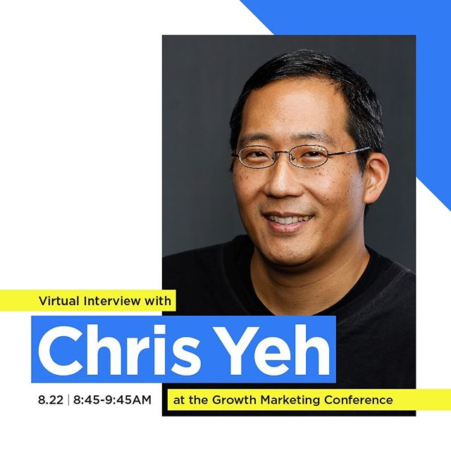 Ever heard of Blitzscaling? It's Chris Yeh's specialty, and we're talking all about it (virtually) today on Crowdcast. Link in bio to tune in at 8:45am PST. #growthmarketing