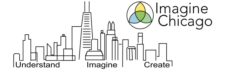 CULTIVATING HOPE & CIVIC ENGAGEMENT - Imagine Chicago harnesses imagination for public good, encouraging and equipping people to work together across difference to imagine and create hopeful futures for their communities.