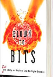 Blown to Bits: Your Life, Liberty, and Happiness After the Digital Explosion Book by Hal Abelson, Harry Lewis, and Ken Ledeen