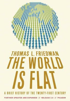 The World Is Flat 3.0: A Brief History of the Twenty-first Century by Thomas L. Friedman