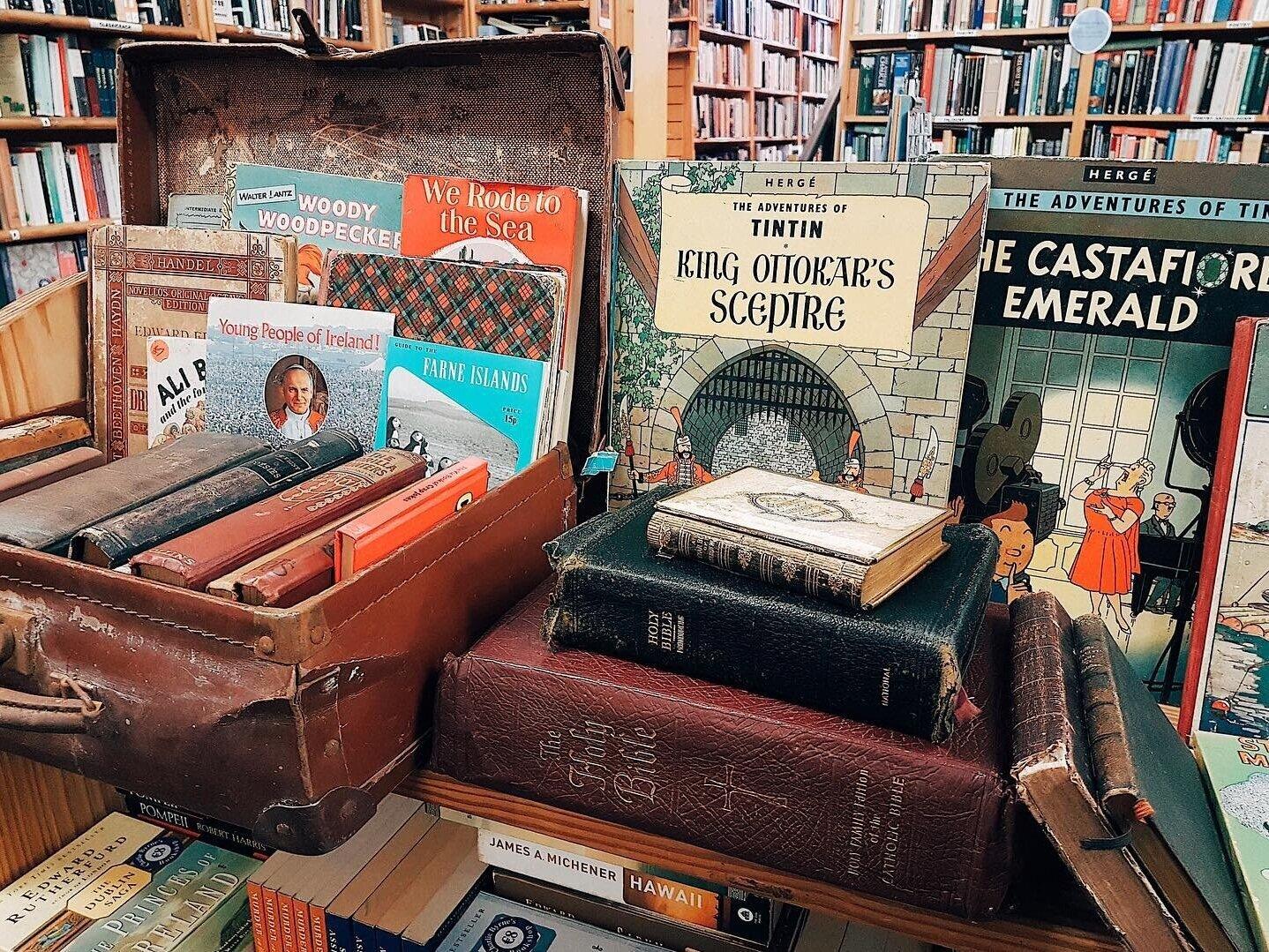 We take Books -