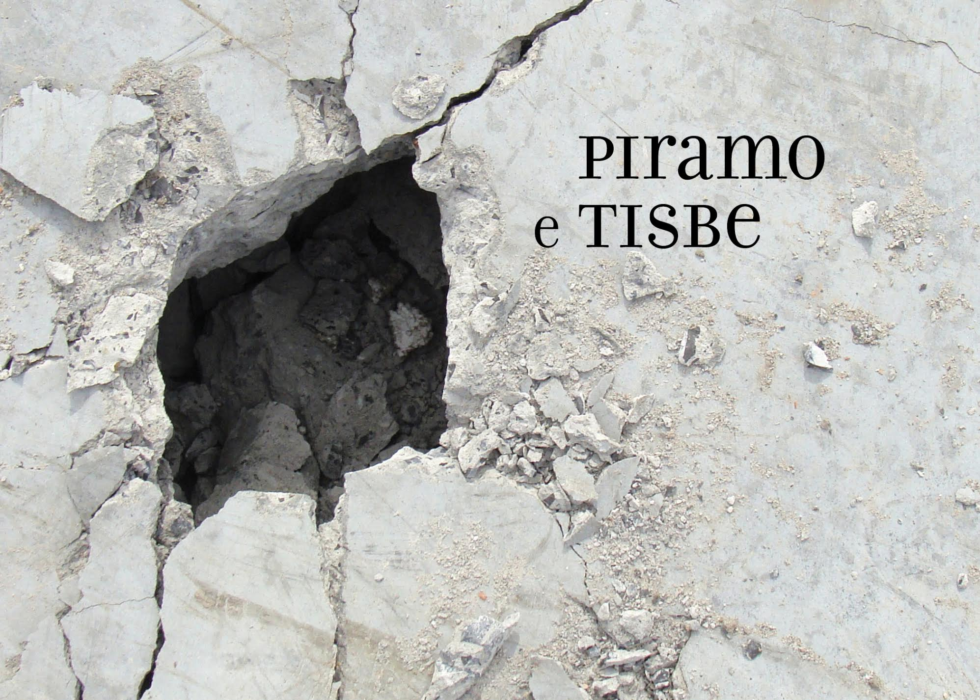 Piramo e Tisbe - Opera by J.A. HasseMarch 22-25, 2018Baruch Performing Arts CenterView the program!