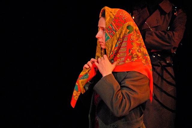 Irina (Gabrielsen) - Photo by Tina Buckman