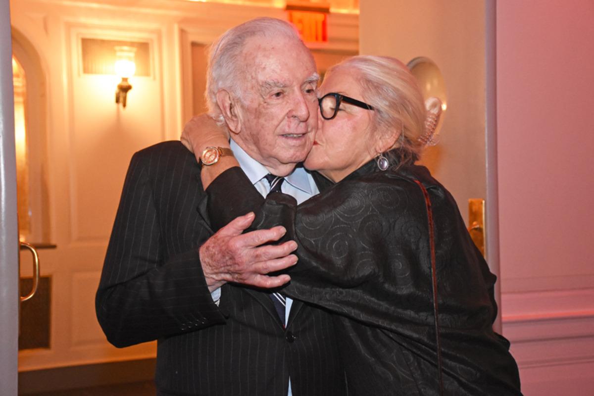 Carlisle Floyd and Jane Matheny