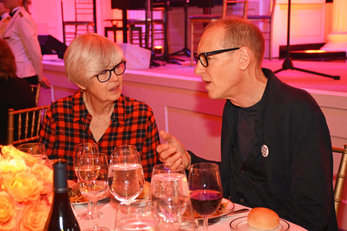 Louise Lawler and Christan Marclay