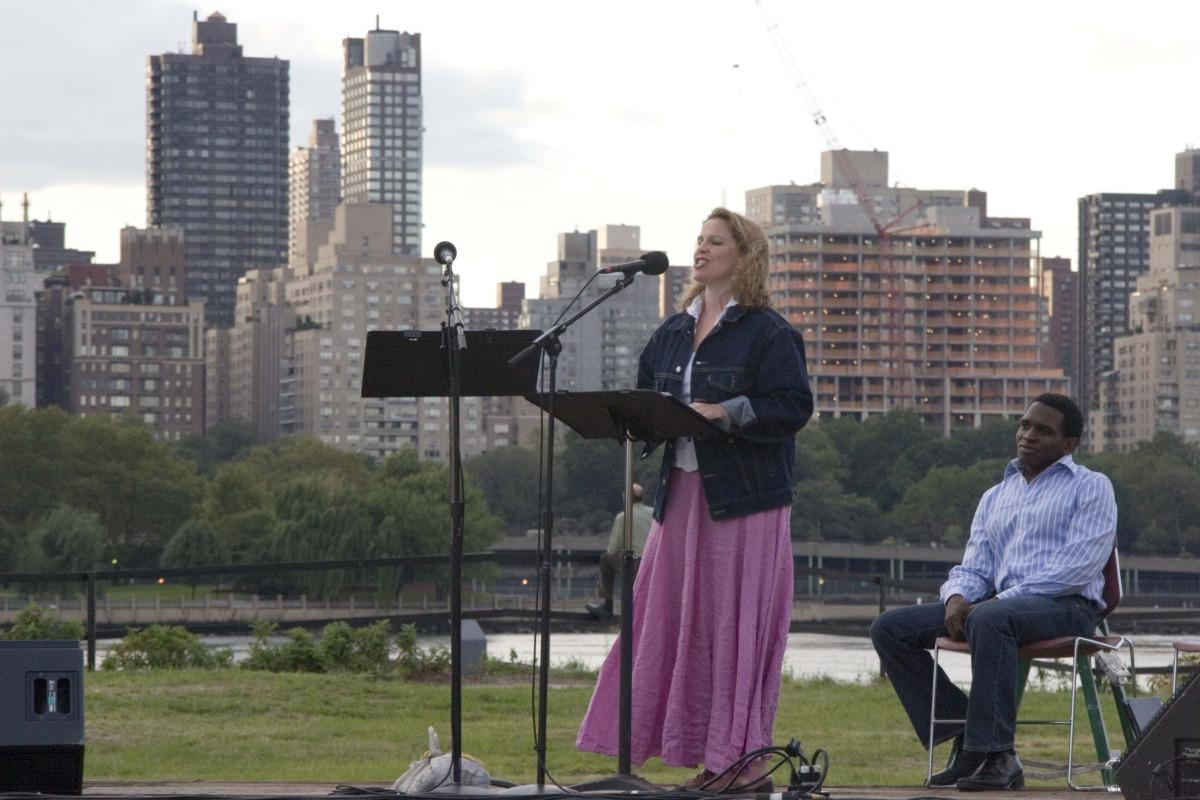 NEW YORK MUSIC: BERNSTEIN, GERSHWIN & WEILL - Part of The September ConcertSocrates Sculpture Park, September 2006Production CreditsGallery