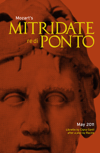 Mitridate Re Di Ponto - by W.A. MozartThe JCC in Manhattan, May 2011About the production