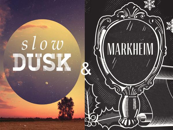 Slow Dusk and Markheim - Operas by Carlisle Floyd59E59 Theaters, December 2014Read the program!