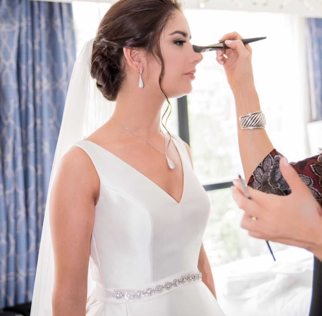 BRIDAL BEAUTY - On location makeup application for the bride and bridal party. A bridal trial is recommended prior to the wedding date, for an additional fee. Do you have a large bridal party? If so, I've got you covered with a team of elite makeup and hair professionals, as I partner with only THE BEST!If you are interested in learning more about Bridal Beauty services, please contact me here.