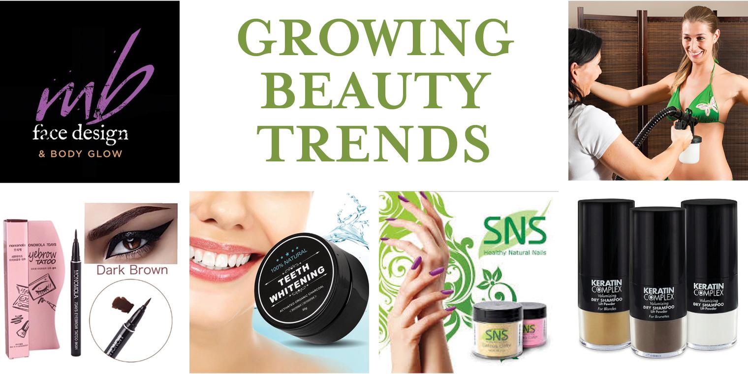 Growing Beauty Trends