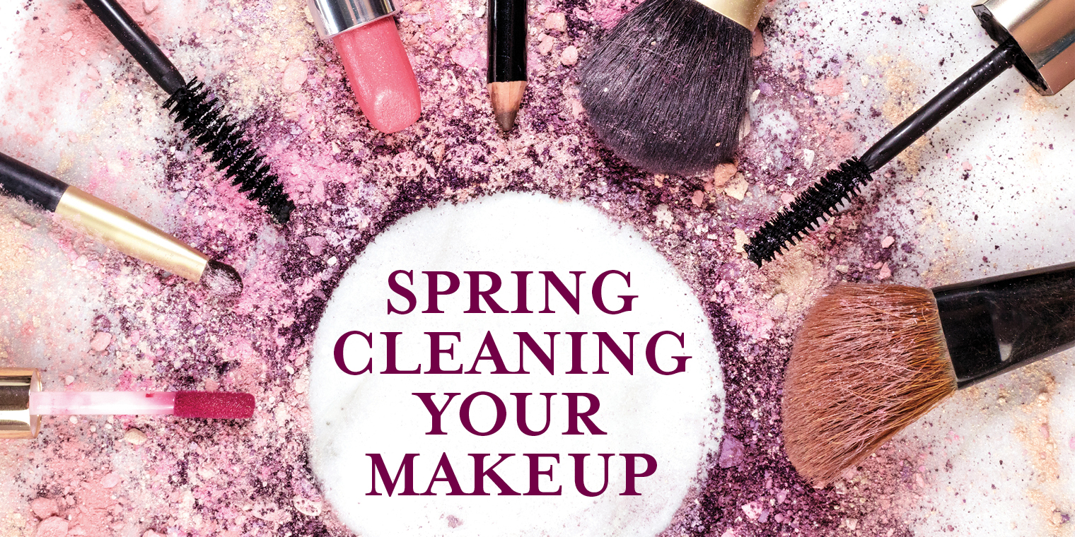 Spring Cleaning Your Makeup
