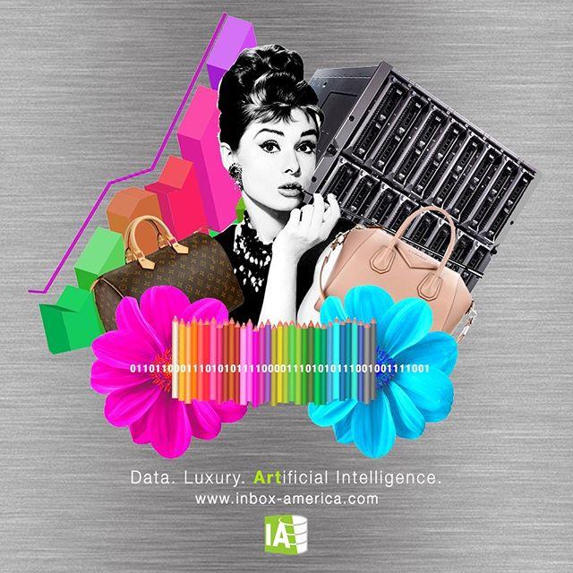 Bringing elegance to data science and your AI-powered marketing needs . . . . . . . . . . . #inboxamerica #luxury #bigdata #retail #datascience #fashion #beautifuldata #consulting #marketing #ai #georgetown #datascience #analytics