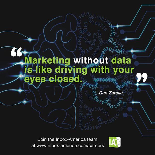 Maximize your marketing outreach with our data-driven insights #inboxamerica . . . . . . . . . #marketing #digitalmarketing #consulting #data #bigdata #luxury #retail #datascience #ai #machinelearning #modernmarketing #georgetown #internships #tech #technology #datadriven #datadrivenmarketing #analytics