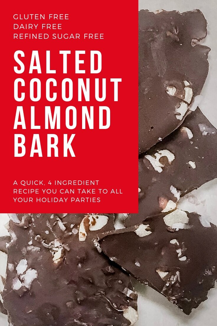 does almond bark have dairy
