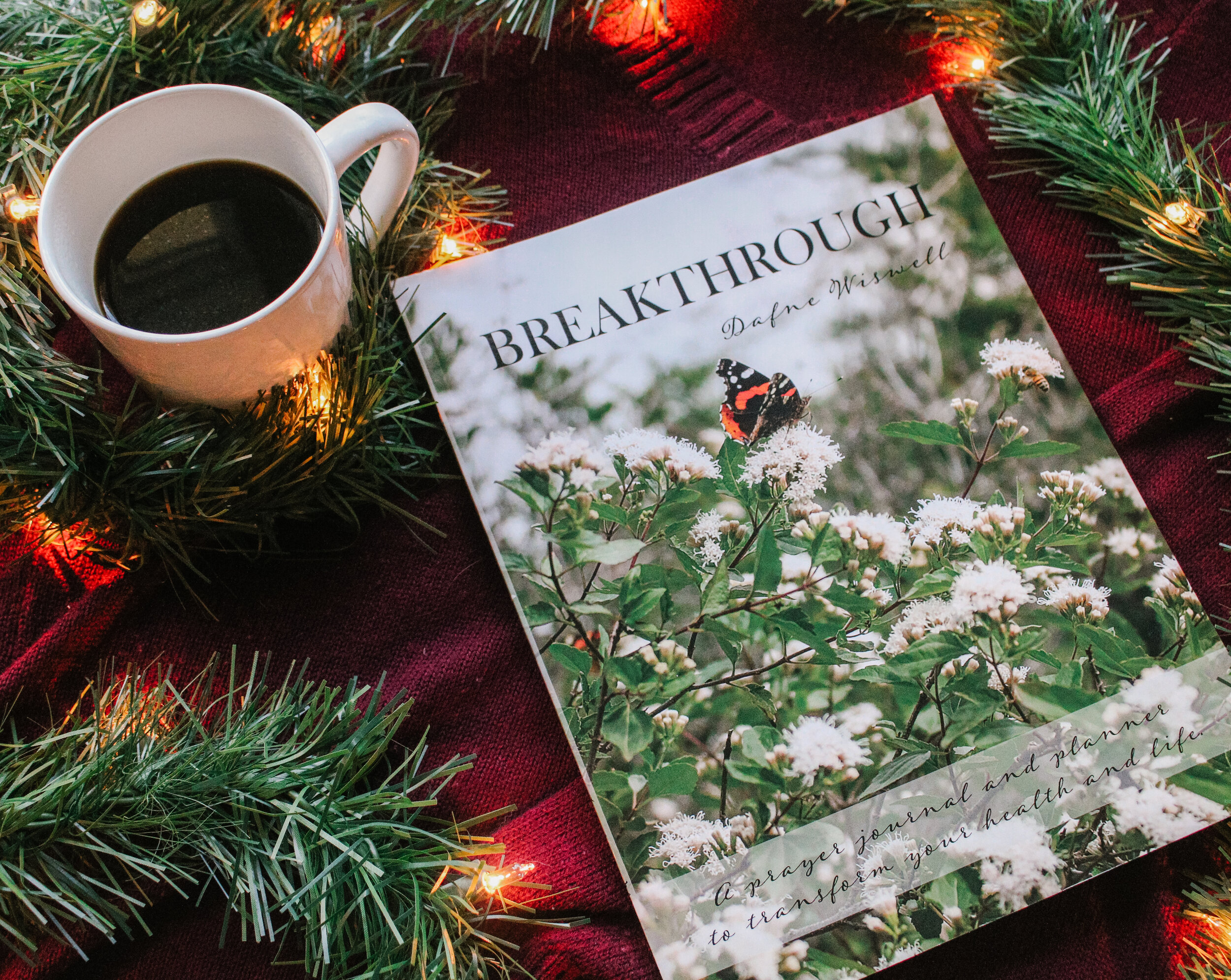 - BREAKTHROUGH is an invitation to experience radical transformation in body, mind, faith, and life. Packed with real-life stories, prayerful journaling exercises, and practical tools, these pages will propel you forward on your journey.