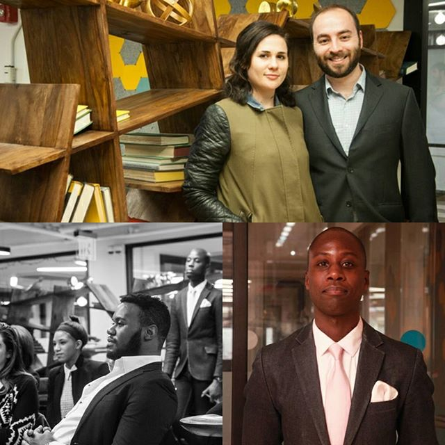 There was some awesome photos taken by Stephany Yantorn at our event last month #film #filmmakers #television #nyc #nymedianight