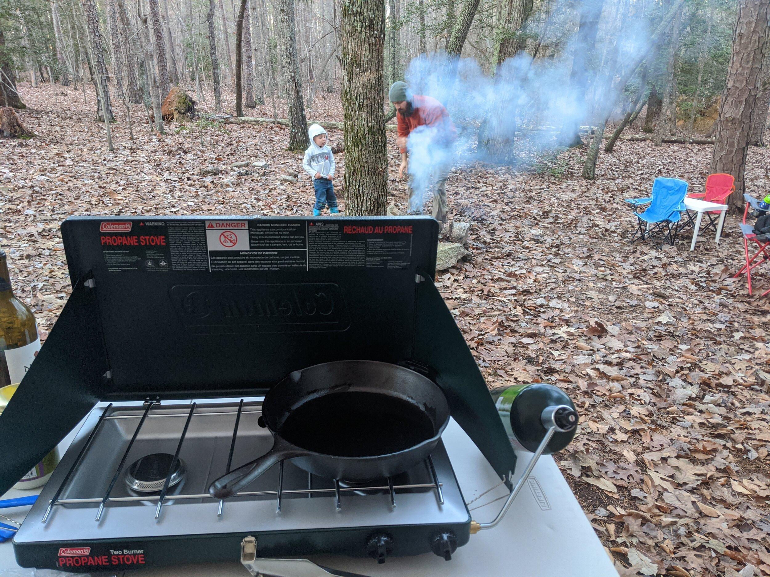 Réchaud Camping Kitchen 2