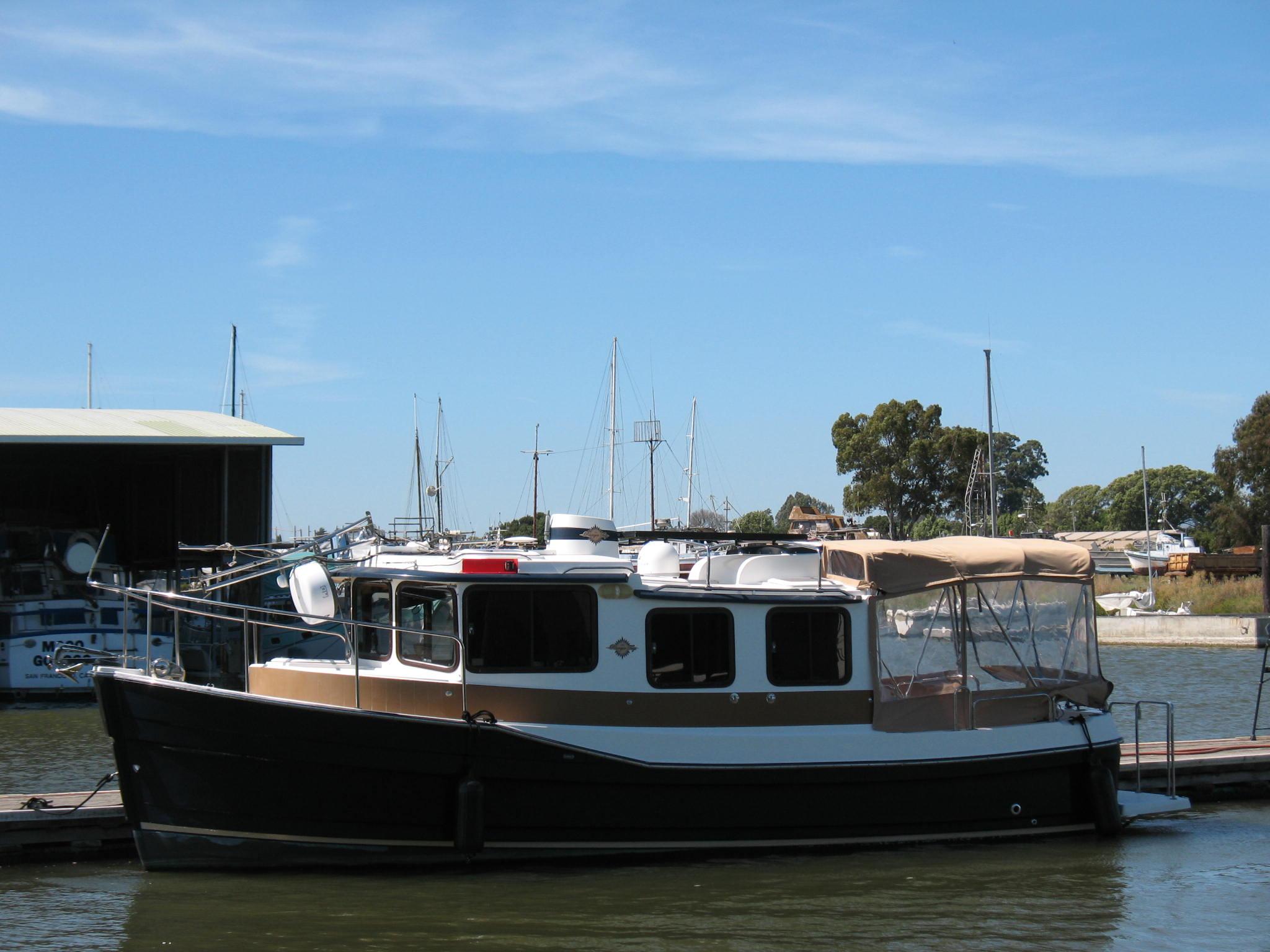 Ranger Tug 27 2011