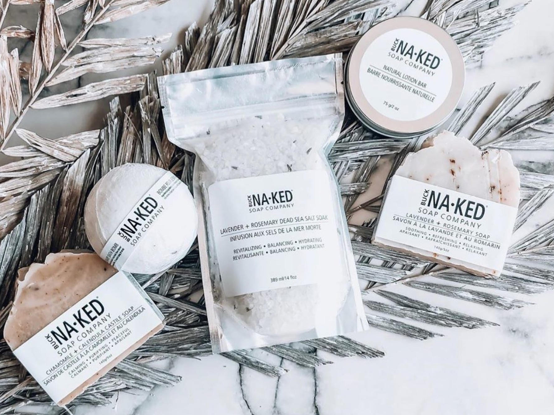 Case Study - Buck Naked Soap Company